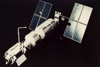 Le module Columbus, 1987