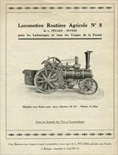 Locomobile Pécard Frères, 1926