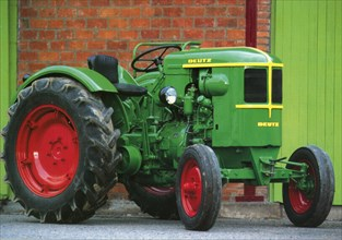 Tracteur Deutz F1L514, vers 1955