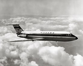 Le BAC 1-11 en vol, 1965