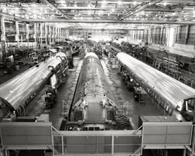 Usines McDonnell Douglas à Long Beach