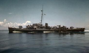 L'USS Coates (DE-685) en 1944