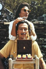 Gala et Dali après leur mariage