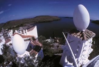 La maison-laboratoire de Dali à Port Lligat