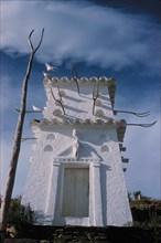 Pigeonnier de la maison de Salvador Dali à Port Lligat