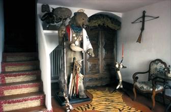 Maison de Dali à Port Lligat, 1959