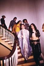 Salvador Dali et Alice Cooper dans la galerie KnoedlerDali