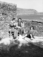 Robert Descharnes, Salvador Dalí et Gala à Port Lligat, 1959