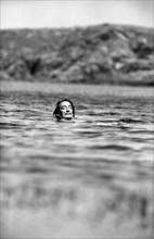 Sieste dans la baie, Port Lligat, 1960