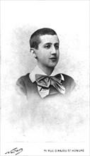 Marcel Proust, by Nadar