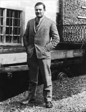 rnest Hemingway, 1924