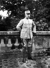 Le maréchal Pétain juste après la première guerre mondiale