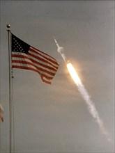 Cap Kennedy, Lancement de la navette spatiale Apollo 11 vers la Lune