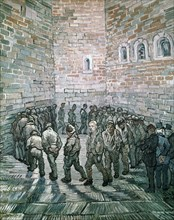 Van Gogh, Prisoners' Round