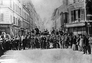 The Paris Commune - 1871