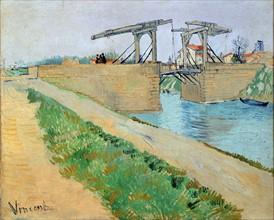 Van Gogh, The Langlois Bridge