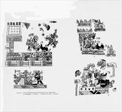 Codex Zouche-Nuttall, The Yakaxihuilt ritual
