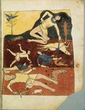 Beatus de Liebana, Commentary on the Apocalypse of St. Sever