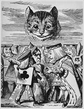 Alice in Wonderland, The Cheshire Cat