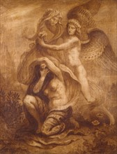 Point, Salome and the angel