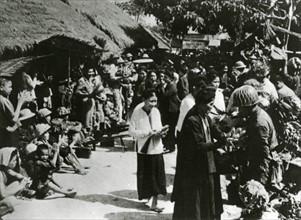 Indochina War, 1953