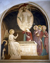 Fra Angelico, The resurrection