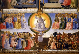 Fra Angelico, The Last Judgement