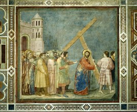 Giotto, The Carrying of the Cross