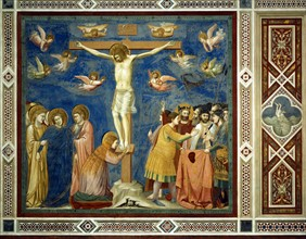Giotto, The Crucifixion