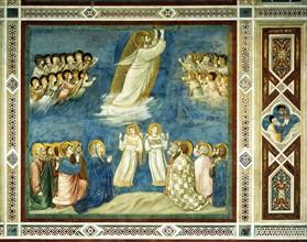 Giotto, The Ascension