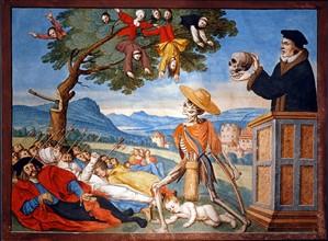 """Kauw, La Danse des Morts : le sermont du """"Memento Mori"""""""
