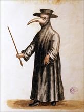 Van Grevenbroeck, Médecin à Venise au temps de la peste