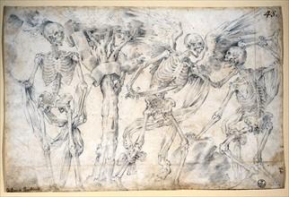 Maso da San Friano, La danse macabre