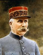 Portrait du Général Philippe Pétain