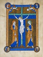 Missel illuminated by Louis IX, known as Saint Louis.