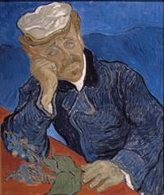 Van Gogh, Portrait of Dr. Gachet