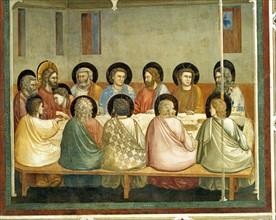 Giotto, The Last Supper