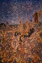 """""""La Divine Comédie"""", l'Enfer : les Violents contre la Nature courent sous la pluie de feu"""