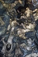 """""""La Divine Comédie"""", l'Enfer : les trafiquants dans la poix bouillante"""