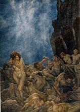 """""""La Divine Comédie"""", l'Enfer : le supplice des faussaires"""