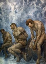 """""""La Divine Comédie"""", l'Enfer : le puits des Géants"""