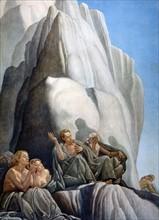 """""""La Divine Comédie"""", le Purgatoire : les envieux"""