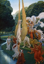 """""""La Divine Comédie"""", le Purgatoire : Dante confesse ses péchés"""