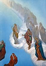 """""""La Divine Comédie"""", le Paradis : Rencontre avec Charles Martel, Cunizza da Romano, et Raab la prostituée de Jéricho"""