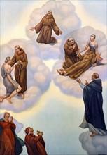 """""""La Divine Comédie"""", le Paradis : Rencontre de Dante avec saint Thomas"""