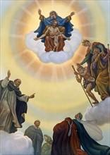 """""""La Divine Comédie"""", le Paradis : Dante avec saint Thomas"""