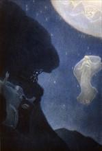 """""""La Divine Comédie"""", l'Enfer : Descente de Béatrice dans les Limbes"""