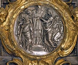 Valadier, Le Mariage de la Vierge