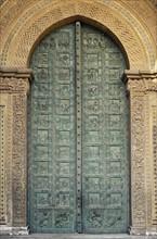 Portail de la cathédrale Santa Maria Nuova de Monreale