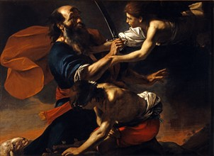 Mattia Preti, Le Sacrifice d'Isaac